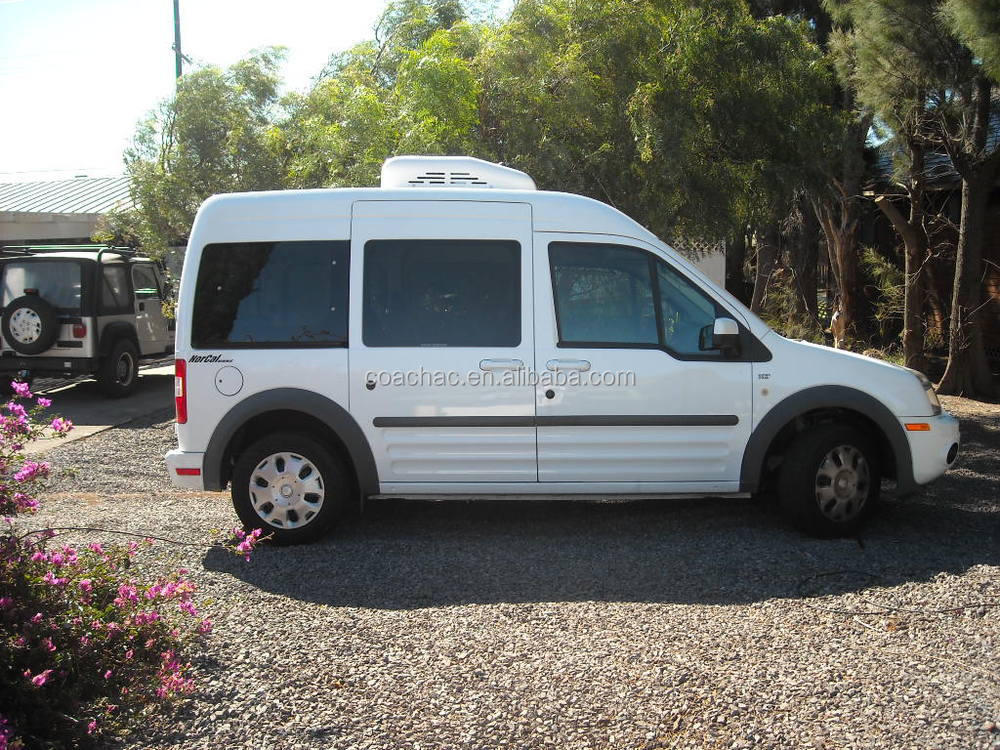 air conditioning unit for car. kt-e20 12v/24 volt air conditioner rooftop unit conditioning for mini van, truck sleeper, minivan, heavy duty vehicle car 2