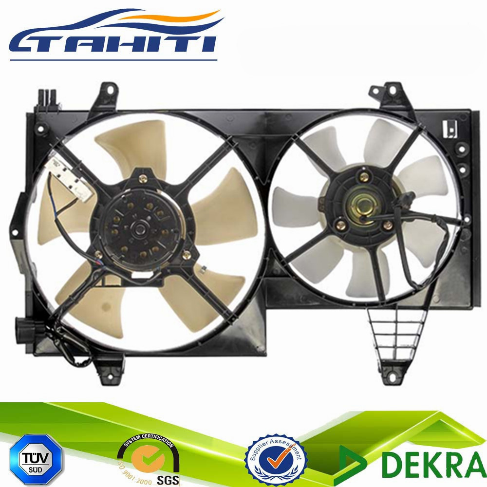 Radiator AC Condenser Cooling Fan For Volvo S40 V40 00-04 Fan Assembly Without Controller 620-903 30623066