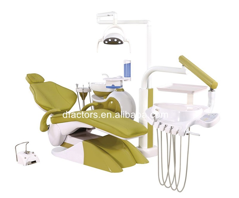 luxurious dental unit chair with high quality 2017 newest products Dental Chair Manufacturers