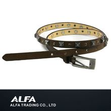 Metal Lady Belt