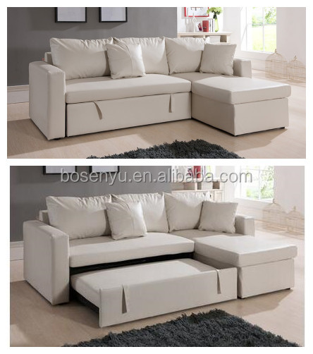 Genial Wooden L Shaped Sofa Bed With Storage, Wooden L Shaped Sofa Bed With Storage  Suppliers And Manufacturers At Alibaba.com
