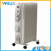 High efficiency of heater Electrical Oil Radiator Heater
