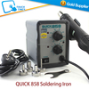 Professional Quick 858 Low Cost Hot Air Smd Rework Station For Iphone Repair