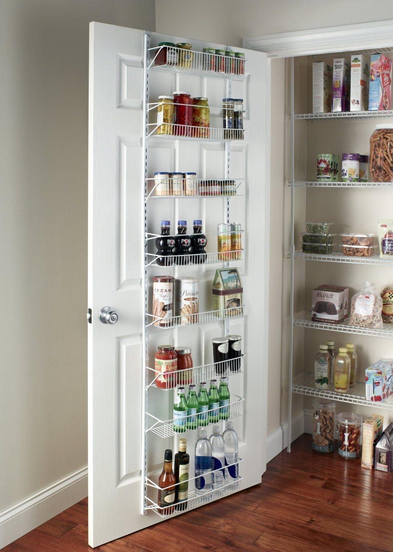 Pantry Door Storage Rack Find