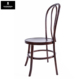 Solid Bentwood Stackable Thonet Chair for Dinning Cadeira