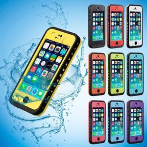 Waterproof Shockproof Case Shock Snow Dirt Proof For iPhone 4 4S lIfe in Water