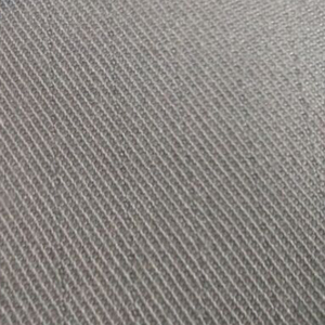 OEKO-TEX Standard AZO Free Safety Workwear Use Cotton 320GSM Fire Retardant Fabric