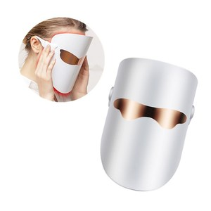 Custom private label facial light treatment microcurrent led mask
