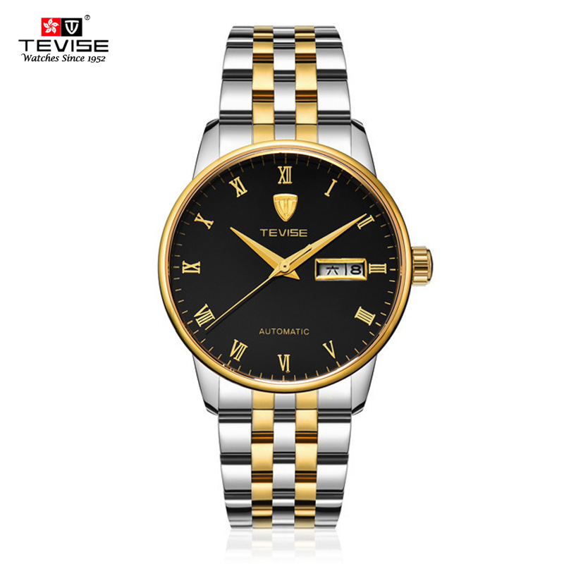 2017 Luxury Automatic Men's Watch With Day/Date for Wrist Watch