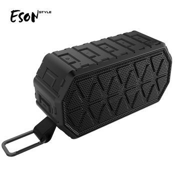 Eson Style New arrival 2019 shockproof waterproof wireless home theater system Car Portable Bluetooth Speaker