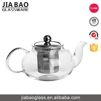 563 Ml New Design Tea Pot And Kettle Set High Quality Korean Tea ...
