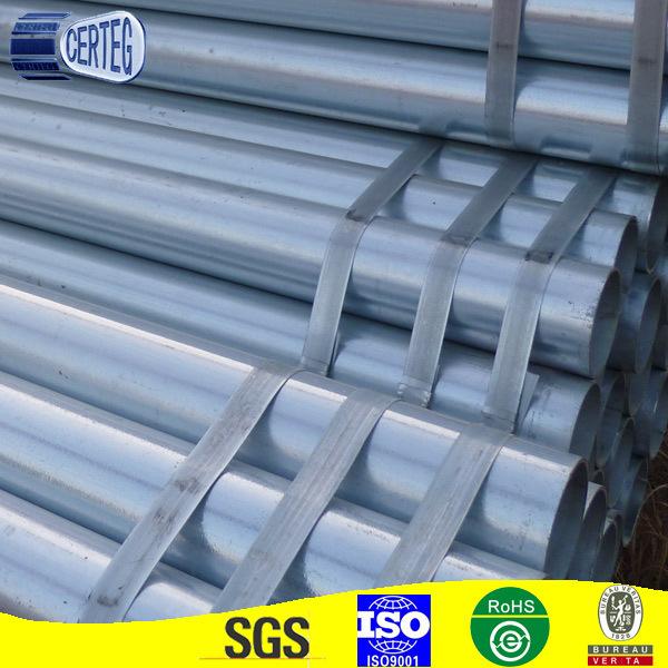 Precio de tubo de hierro galvanizado galvanizado de tubos for Perfiles de hierro galvanizado precio