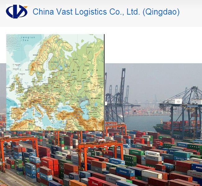 Sea <strong>freight</strong>/shipping company/<strong>freight</strong> forwarder from China to Europe.