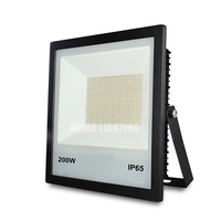Hot sale high quality led flood light 200w BIS approved 2/3 years warranty