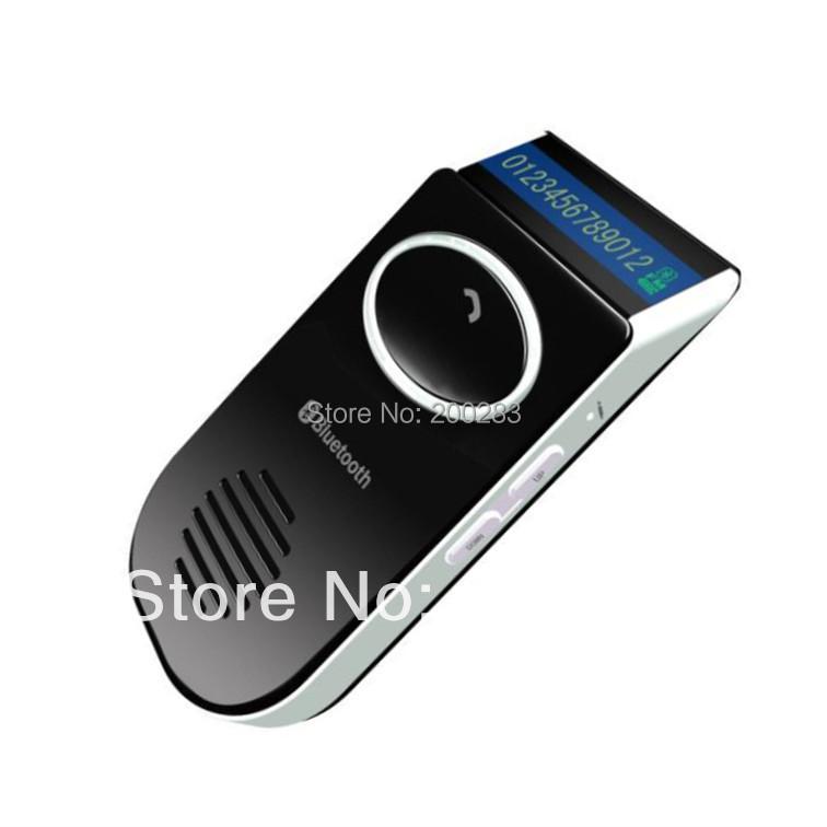 Электронный втб-60 солнечный Bluetooth громкой связи автомобиль комплект / Bluetooth автомобиль комплект / Handsfree автомобиль комплект