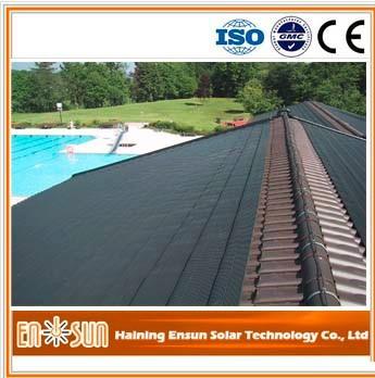 Haute qualit epdm piscine capteur solaire capteur solaire for Chauffage piscine epdm