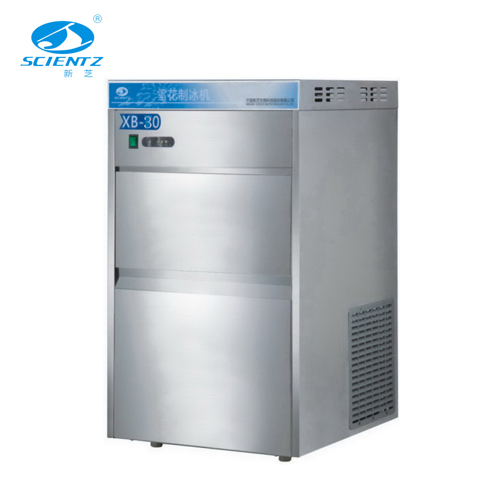Scientz di marca Automatico Flake Ice Maker