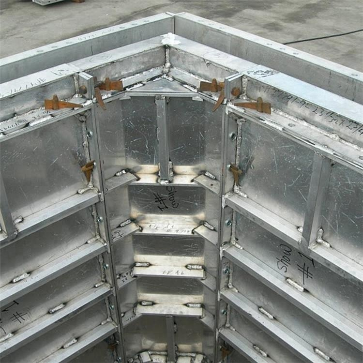 used precast formwork concrete wall forms for sale