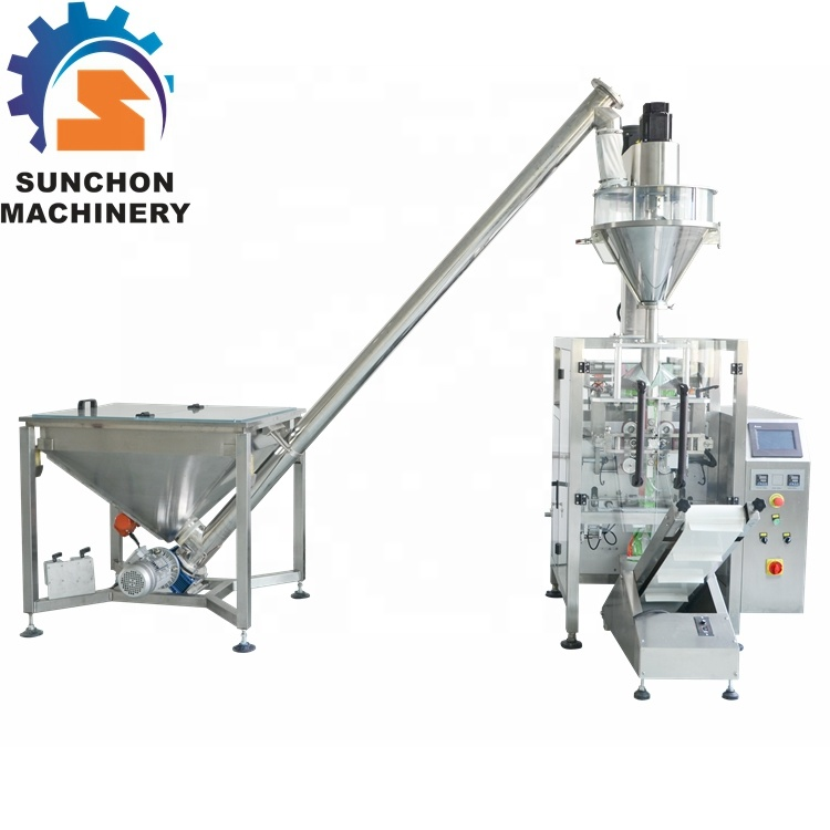 Vertical Form Fill Seal Yeast Powder Packaging Machine