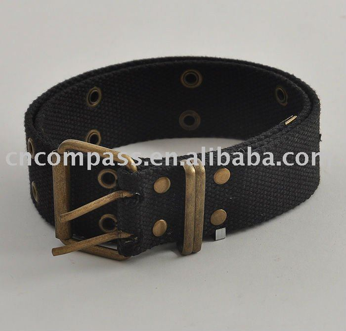 cotton canvas belts,mens fashion belt,2011 fashion belt
