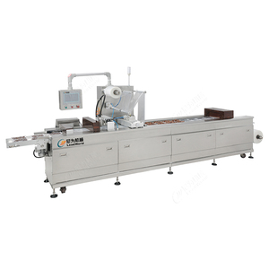 Popular Automatic Thermoforming Vacuum Packing Machine for Steak