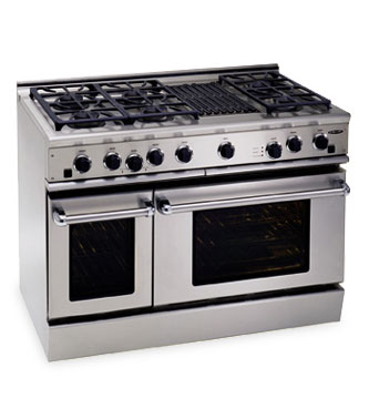 Dcs 48 Inch Gas Range With Grill Lp Product On Alibaba
