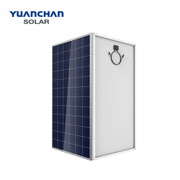 YuanChan Top One 310W Solar Panel Poly Solar Panels Factory Direct Sell for Corrugated Roof Solar Panels