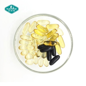 OEM Omega 3 Fish Oil 1000mg Softgel Fish Oil Capsules