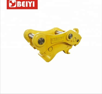 Mini excavator quick hitch hydraulic quick coupler for sale