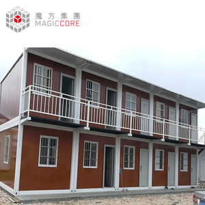 Good quality apartment building 20ft 40ft prefab container homes to nigeria container home