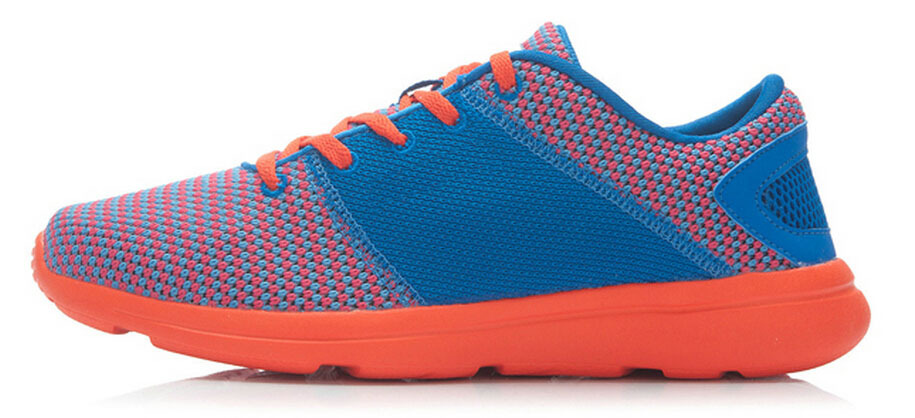 Good New Colorful Style Flyknit Upper Rubber Sole Running Shoes ...