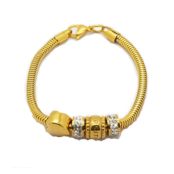 Dubai Jewellery New Design Gold Hand Chain Bracelet Mens Chunky Bracelets Jewelry