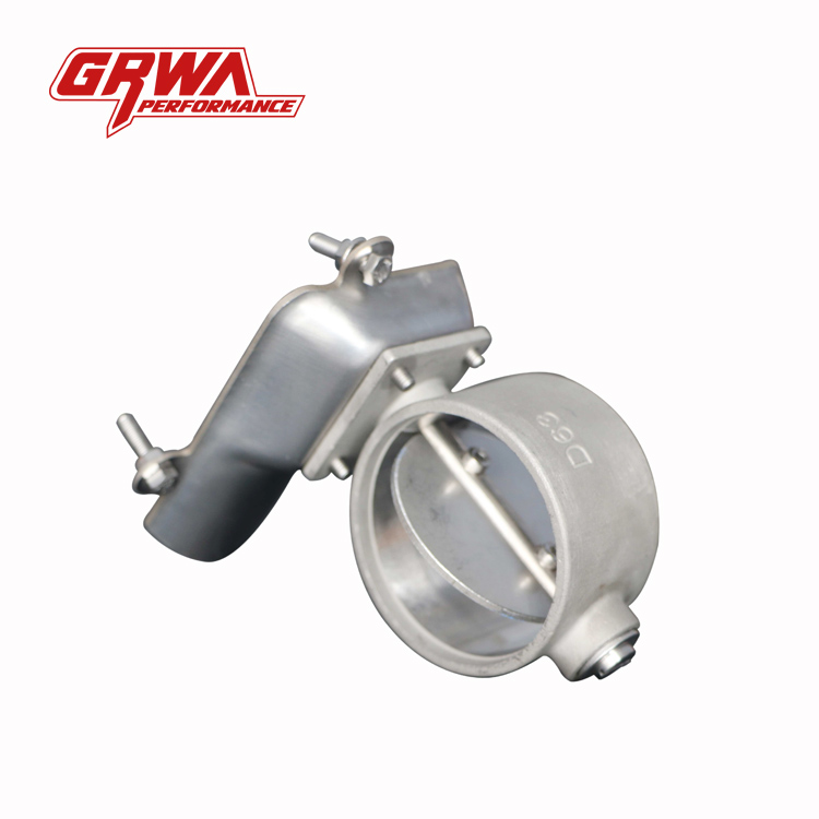 GRWA High Quality SS304 Vacuum Exhaust Valve