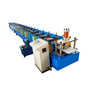 Galvanization hanging board roll forming machine