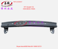 For accent 12- front bumper reinforcement,accent front bumper support,86530-1R200