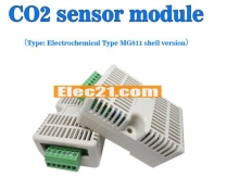 Shelled CO2 carbon dioxide sensor module MG811 analog output voltage type
