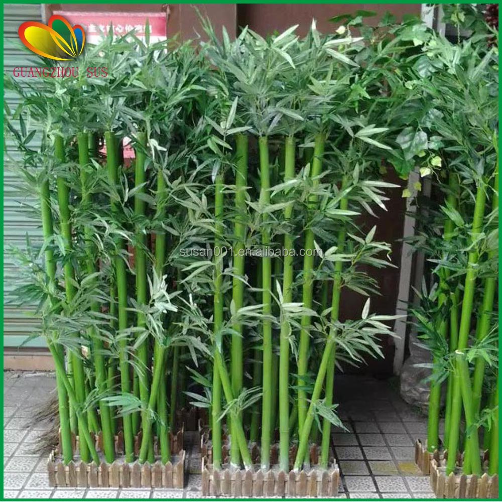 Imitated Indoor And Outdoor Decorative Artificial Bamboo