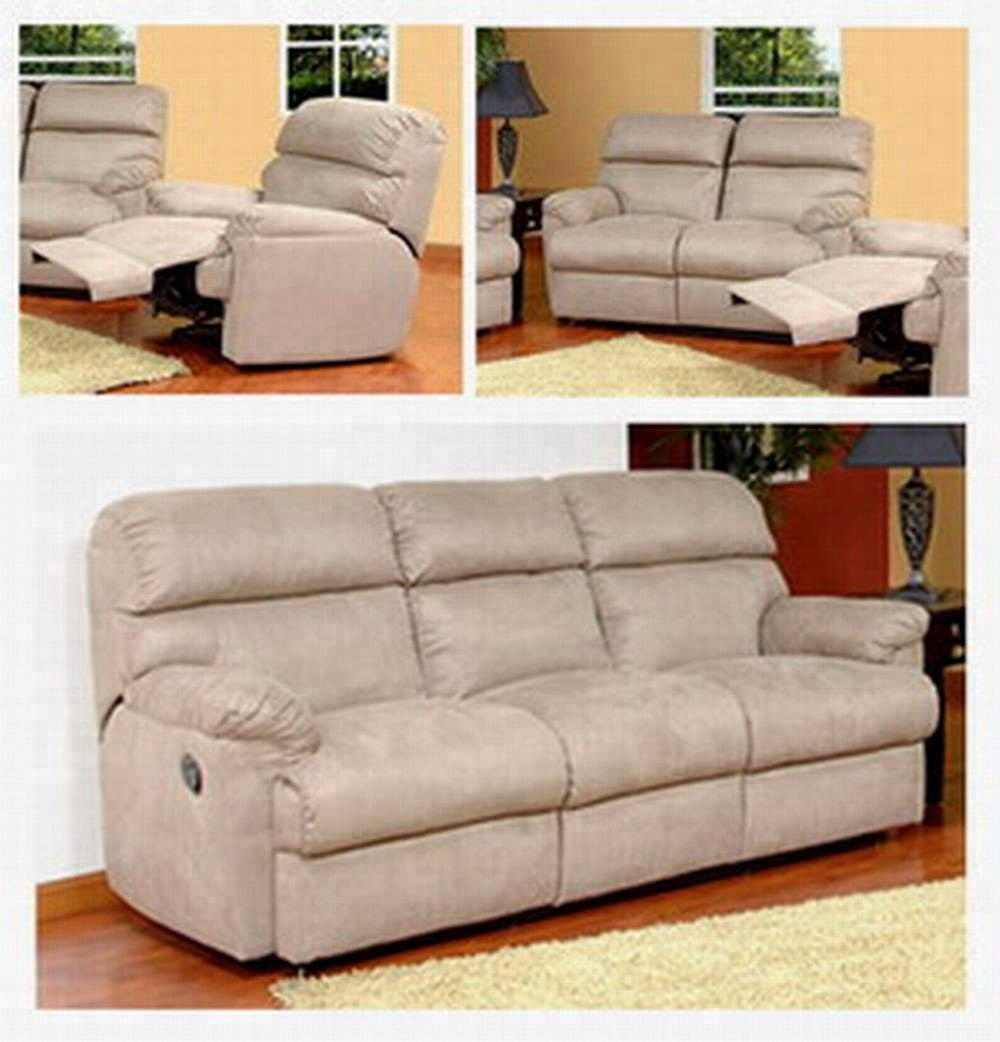 Motion Leather Sofa Set Loveseat Recliner Product On Alibaba
