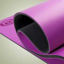 natural rubber yoga mat pilates exercise mat Wholesale High density