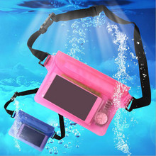 Wholesale PVC Waterproof Phone Bag For iPad, Mobile Phone Cover For Waterproof Pouch