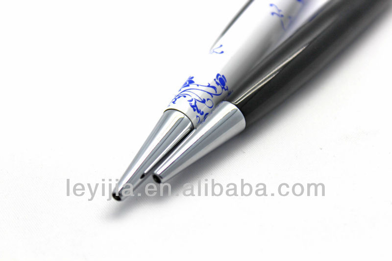 Promotional 2 in 1 stylus pen for ipad LY-S068