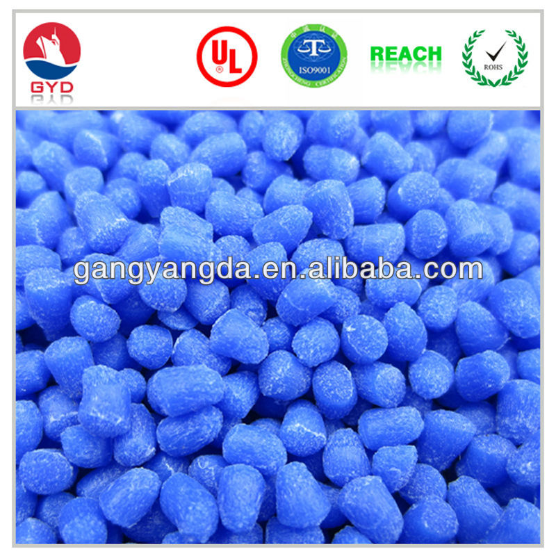GYD Engineering Plastic Raw plastic resin granules material PC / ABS common grade