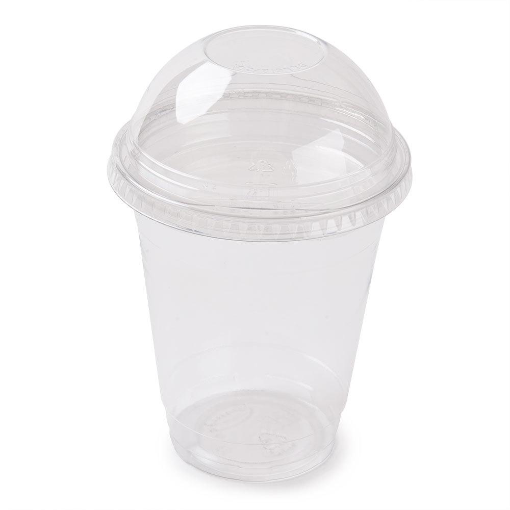 Oz Custom Clear Plastic Coffee Cups