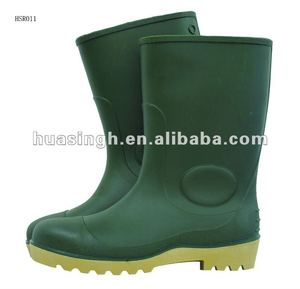 fashionable welling boots,rubber muck boots rain boots 2012