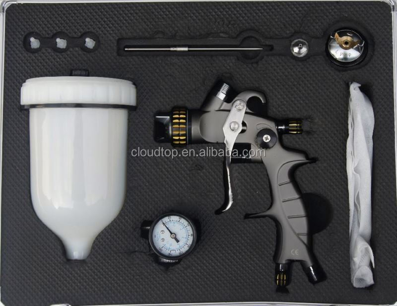 Ningbo 2015 best on sales sofa and car seat cover leather HVLP spray gun