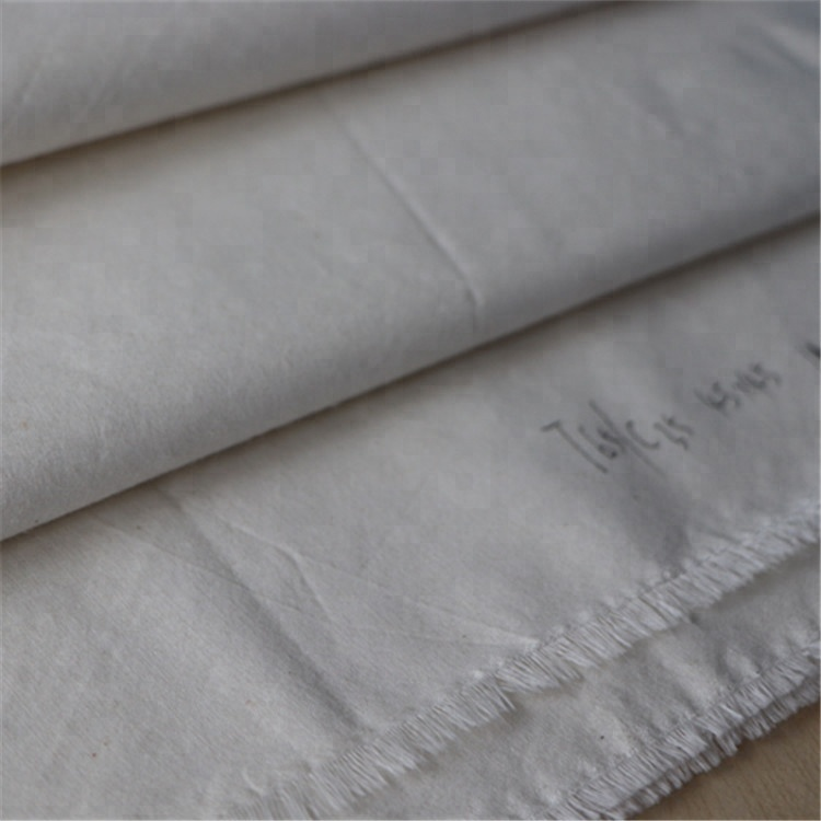 Fast Supply 100% Cotton Grey Fabric In China