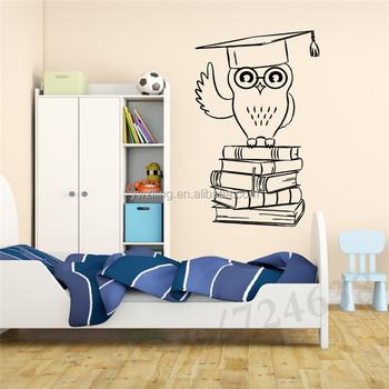 ya502 owl mahasiswa universitas buku pendidikan untuk anak-anak