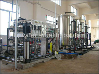 Factory Pretreatment Filters Ro Water Machinery For