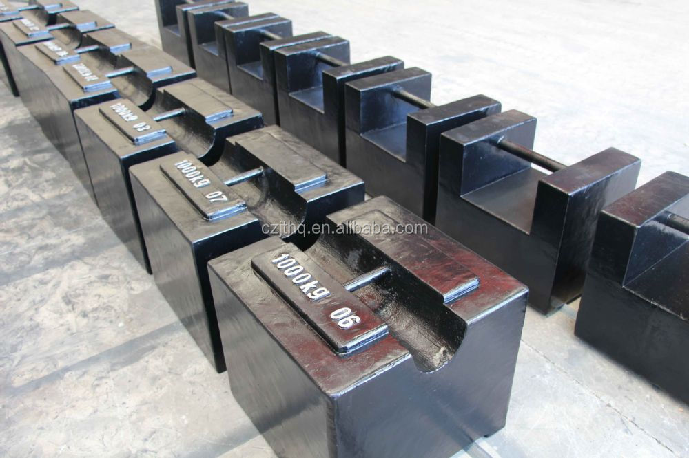 2 Ton Weights 500kg Test Weight Stainless Steel Weights