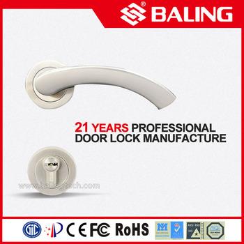 Y81177(NLS) Changing Room Lock, Craft Metal Rosette Door Lock